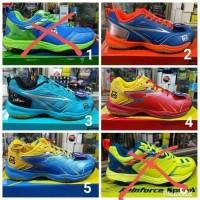 Sepatu badminton RS JEFFER JF 701 702 703 704 705 797 798 799 ORIGINA
