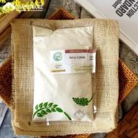Halal Tepung Beras Coklat Lingkar Organik 500 g Gluten free termurah