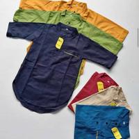 baju Koko kemeja kurta anak 1-5 tahun