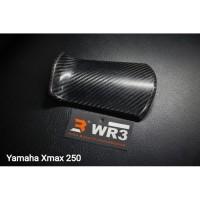 Cover tangki WR3 Yamaha Xmax 250cc Pure carbon