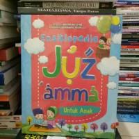 original buku Ensiklopedia Juz Amma untuk anak