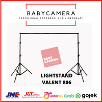 STAND BACKGROUND LIGHTSTAND VALENT SIZE XL HAMBALANG BESI 3SECTION