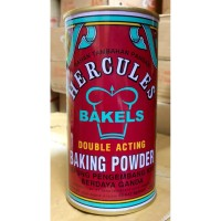 HERCULES Double Acting Baking Powder 450 gr Good Quality