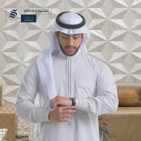 ZAKHRAFAT by RETHOBE ALSHIAKA - Jubah Gamis Pria Import Saudi Premium