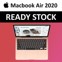 Apple MacBook Air 2020 13.3'' 256GB Up to 3.2GHz MWTJ2 MWTK2 MWTL2 - GOLD