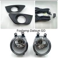 Foglamp/Fog Lamp Lampu Kabut Datsun Go