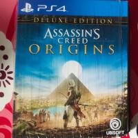 ps4 assassins creed origin deluxe