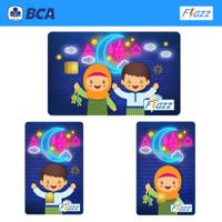 Kartu Flazz BCA Etoll Shio Edition Gen 2