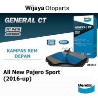 Kampas Rem Depan Brake Pad All New Pajero Sport Bendix