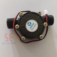 Generator Mini Pembangkit Listrik Tenaga Air