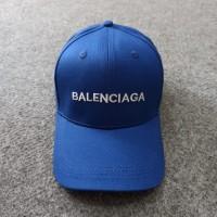 G-653 Topi Balenciaga Blue