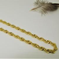 Rantai kalung emas asli kadar 700 22k 70% tambang 1 2 3 4 5 6 7 8 9 gr