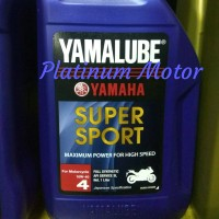Oli Yamalube Super Sport 1lt