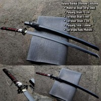 Samurai Katana Bankai Ultimate Costume