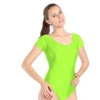 Leotard Bodysuit Baju Senam/ Balet tangan pendek
