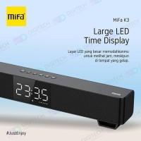 MIFA K3 Soundbar Speaker Wired & Wireless BLUETOOTH 5 TWS - Hitam