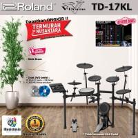 Drum Elektrik Roland TD-17KL + Rack MDS-COM / TD17KL / TD17 KL VDrums