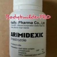Arimidexic - Arimidex - Anastrol - Anastrozole - Keifei Berkualitas