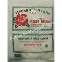 Tepung Ketan Putih Rose Brand 500 gr