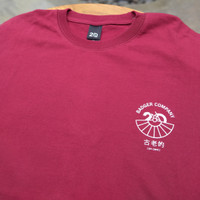 Badger Invaders ACS VS MAROON LIMITED ISSUE TSHIRT