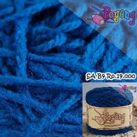 Benang Rajut Soft Akrilik Poyeng B9 (Oxford Blue)