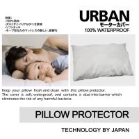 pillow protector URBAN sarung bantal guling anti tungau anti ompol