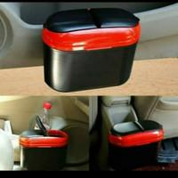 Tempat Sampah Mobil Mini New Agya/Ayla - Merah