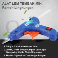 Alat Lem Tembak Glue Gun 20W 40W JQ-20W JQ-40W