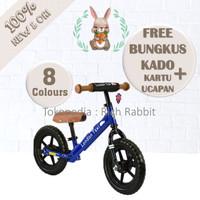 ELC London Taxi Kick Bike KickBike / Sepeda Anak / Balancing Bike - Kuning