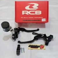 Master Rem RCB Kanan Kiri Kopling S1 CNC Forged Universal 14MM