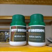 Vitamin Best Breeding 40gram vitamin untuk ternak burung Murai Batu