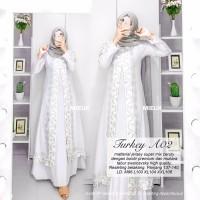 baju wanita/baju gamis abaya turkey#50