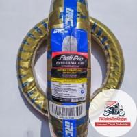 IRC Fasti Pro 80/80-14 Ban Matic Racing Tubeless BONUS Pentil