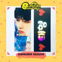 Handbanner Hologram V BTS