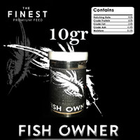 Artemia Fish Owner 10gr, 25gr, 50gr - 10gr