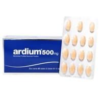 ARDIUM 500 MG / 1 STRIP ISI 15 TABLET