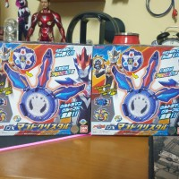 Bandai Ultraman R/B DX Makoto Crystal Original