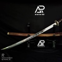 (Pedang/samurai katana/Katana) Katana the last natural Limited edition