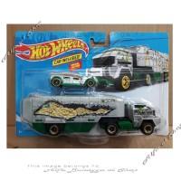Hot Wheels Super Rig ORI - Bank Roller - Truck Team Hotwheels
