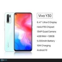 VIVO Y30 RAM 4/128GB GARANSI RESMI VIVO INDONSIA