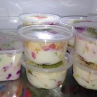 salad buah cup 300 ml