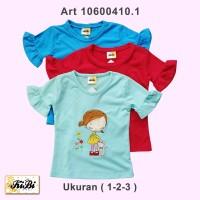 Pingu - Kaos Anak Perempuan Kibi - 10600410