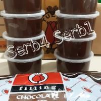 Tulip Master Choco Filling repack 500gr.. selai isian pasta coklat