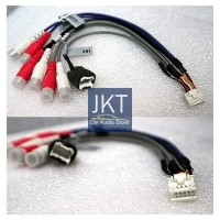 Kabel Konektor Soket AUDIO OUT mobil MITSUBISHI ALL NEW PAJERO