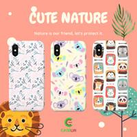 Casing HP Cute Nature VIVO OPPO XIAOMI IPHONE SAMSUNG LENOVO - Anticrack, Premium Quality