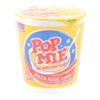 POP MIE Mie Instant Cup Rasa Kari Ayam 75gr