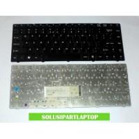 KEYBOARD MSI FX400 FX420 FX600 FX620 FRAME BLACK