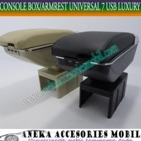 Console Box Armrest Arm Rest 7 USB 7USB Nissan Grand Livina