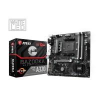 MSI A320M BAZOOKA AMD A320 AM4 DDR4 Micro ATX Motherboard