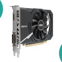 New MSI GeForce GT 1030 2GB DDR5 - AERO ITX 2G OC